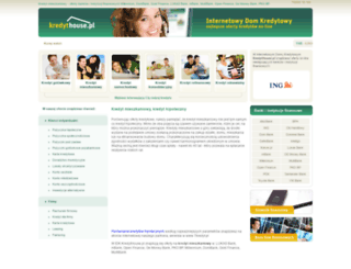 kredytmieszkaniowy.kredythouse.pl screenshot