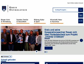 kreis-oh.de screenshot