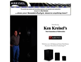 kreiselsound.com screenshot