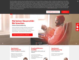 kreissparkasse-diepholz.de screenshot