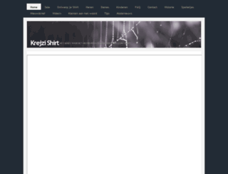 krejzi-shirt.nl screenshot
