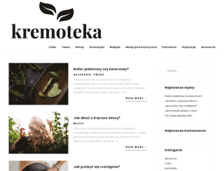 kremoteka.pl screenshot