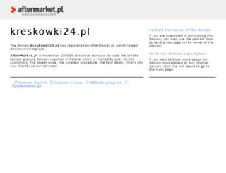 kreskowki24.pl screenshot