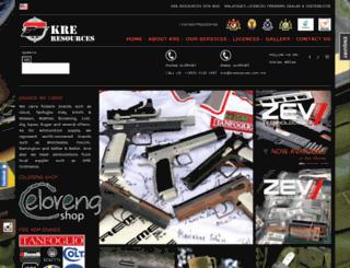 kresources.com.my screenshot