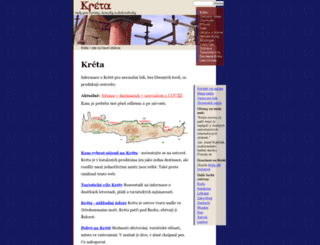 kreta.rovnou.cz screenshot