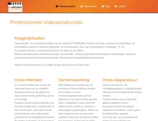 kreunen-multimedia.nl screenshot