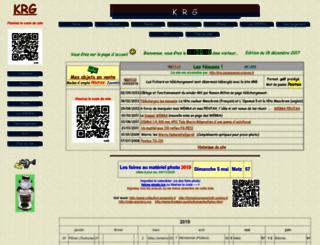 krg.pagesperso-orange.fr screenshot