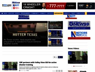 krgv.com screenshot