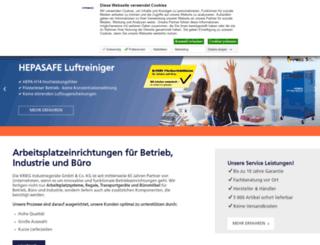krieg-online.de screenshot