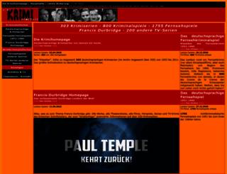 krimiserien.heimat.eu screenshot