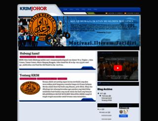 krimjohordt.blogspot.com screenshot