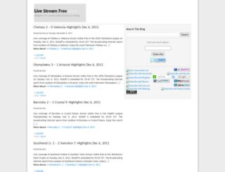 krincing-blog.blogspot.com screenshot