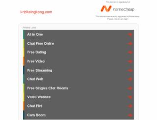 kripiksingkong.com screenshot