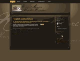 krippen-maurer.ch screenshot
