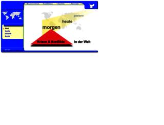 krisen-und-konflikte.de screenshot