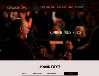 krishnadas.com screenshot