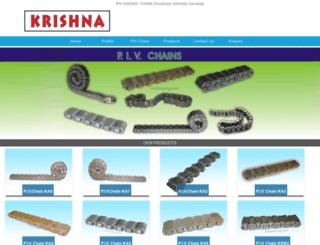 krishnaeng.com screenshot