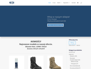 krismark.pl screenshot