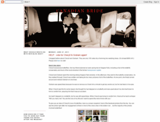 kristaandwadeswedding.blogspot.com screenshot