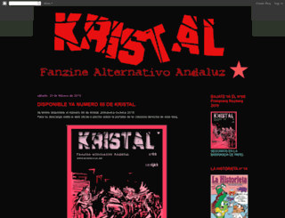 kristalzine.blogspot.com screenshot