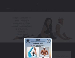kriyoga.com screenshot