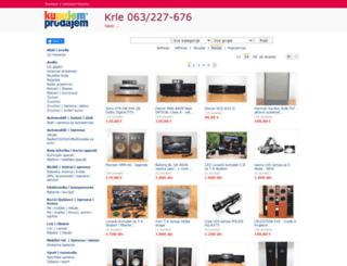 krle.kpizlog.rs screenshot