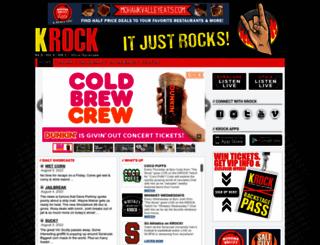 krock.com screenshot