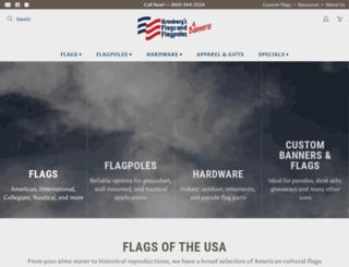 kronbergsflagsandflagpoles.com screenshot