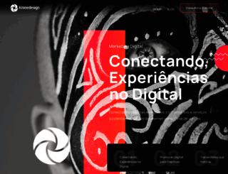 kronedesign.com.br screenshot