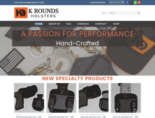 krounds.com screenshot