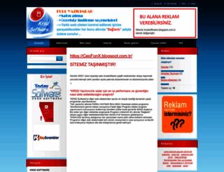 krsdgames.webnode.com.tr screenshot