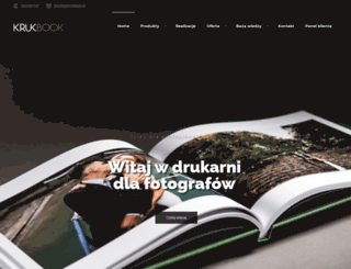 krukbook.pl screenshot