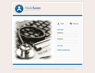 krusechiropractic.medicfusion.com screenshot
