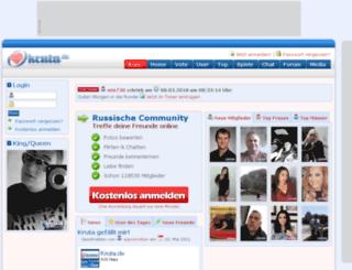 kruta.de screenshot