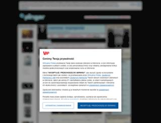 krwawypromienslonca.pinger.pl screenshot