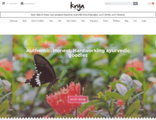 krya.in screenshot