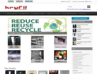 kryfil.com screenshot