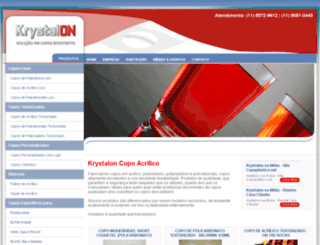 krys159.brane.com.br screenshot