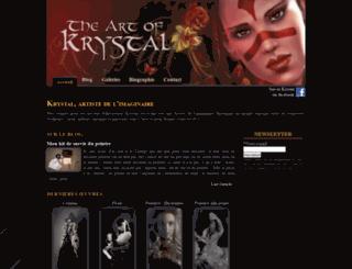 krystal-camprubi.com screenshot
