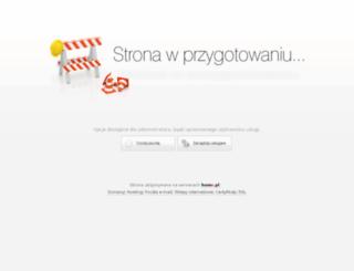 krzysztofkaleta.studiostron.eu screenshot