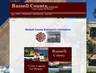 ks-russellco.manatron.com screenshot