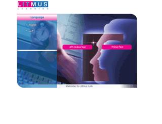 ksa.litmuslink.com screenshot