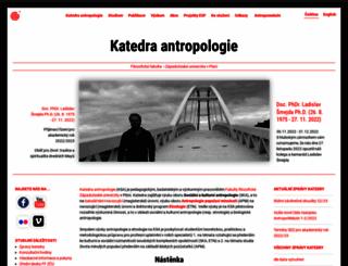 ksa.zcu.cz screenshot