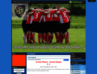 ksartmax.futbolowo.pl screenshot