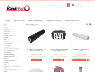 ksawa.pl screenshot