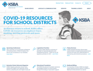 ksba.org screenshot