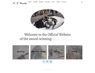 ksbrooks.com screenshot