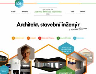 ksh-architekt.cz screenshot
