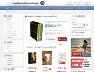 ksiazki.wydawnictwowam.pl screenshot