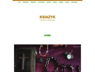 ksiazyk.com screenshot